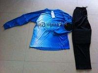 Free shipping! New arrived football goalkeeper uniform.