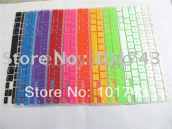 Retail Silicone Keyboard cover Skin for Macbook Air 11.6&quot;, keyboard protector for Macbook Air 11.6 inch Free Shipping(Hong Kong)