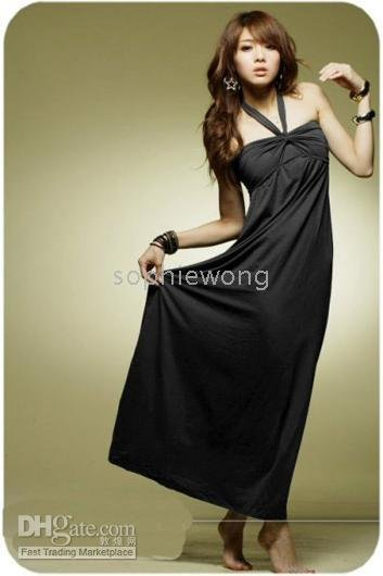 color white black Evening Dresses formal cocktail dresses weding party prom gowm wear apparel silk(China (Mainland))