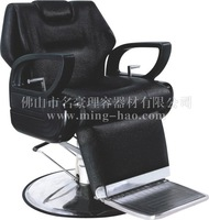 2014 Hot sale  New Black Styling Adjustable Recline Hydraulic Hair Salon Barber Chair MH-8306A