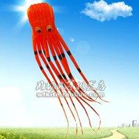 8m Tube-Shaped Parafoil Octopus Kite/Children