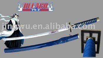 "decoration movie sword JW-C-055 ""Bleach"" Kuchiki Byakuya Senbonzakura Kageyoshi"
