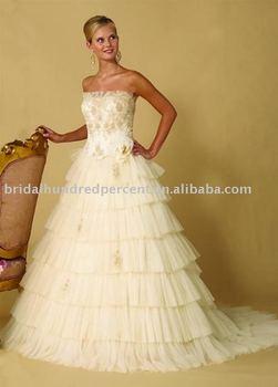 Fashion Wedding Dress  ,Bridal Gown