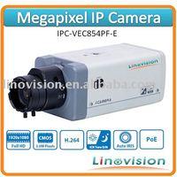 Wholesale professional 3.0M CMOS Full-HD IP Camera with PoE, IPC-VEC854PF-E