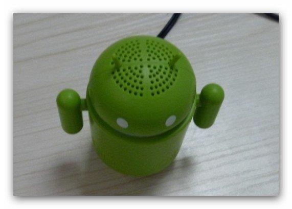 2011 mini alto-falante alto-falante iRobot Google android, alto-falante portátil para EPAD MID tablet pc(Hong Kong)