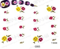 Nail Art Temporary Tattoos Stickers Wholesale