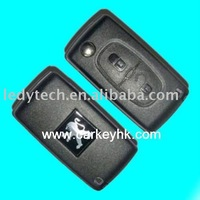 High quality Peugeot 307 2 buttons remote key 434 MHz with ID46, T14 Chip