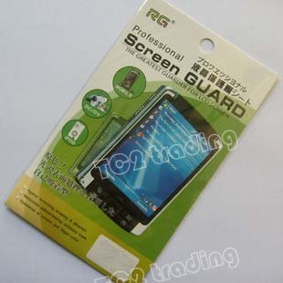 wholesale 100X Clear Screen Protector for Blackberry Curve 8520 free shipping
