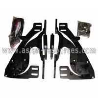 Freeshipping Hot Selling Low Price LF938 Lambo Conversion Doors Kit Hyundai Elantra 01-06 Kia Spectra 05-08