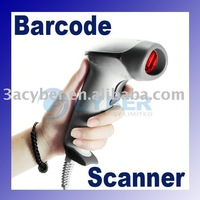 USB Long scan laser Barcode Scanner Bar Code Reader Free Shipping dropshipping