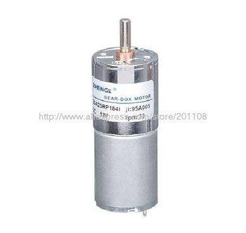 A53A 24V 120rpm 25mm DC Gear Motor Micro DC Gear Box Motor