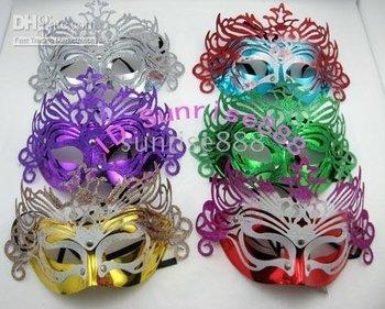 job lots 20pcs Classic Masquerade Ball Venetian Mardi Gras Mask Party