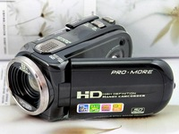 Free shipping HD-C4 12MP 8XZoom 2.7 TFT LCD Screen DV Digital Camera