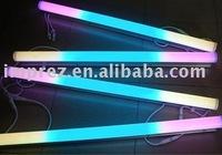 Free shipping 10 pcs a lot LED guardrail tube,LED outdoor tube light,RGB light tube,ac220V auto changing rgb led tube light