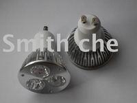 best  selling!!! new design 100% led chip  cool white GU10 6W  lights bulb lamp ,ac 85v-265v
