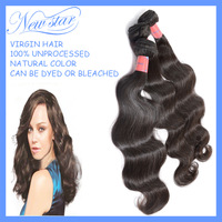 """brazilian VIRGIN remy human hair extensions machine weft body wave  2pcs/lot DHL free shipping 14""""-28' color natural"""
