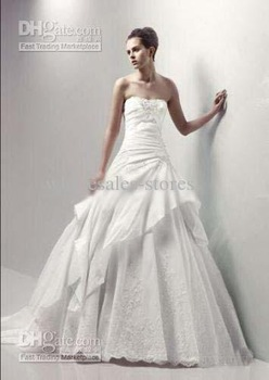 wedding gown [excellent dresses Produce the factory] (OEM)-l n #$ere20
