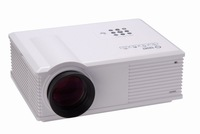 DHL Freeshipping  LCD projector Y030 Resolution: SVGA(800*600)  Luminance     220Lumens