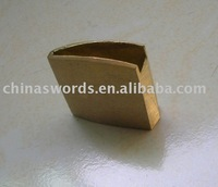 brass habaki for 3.2cm with's blade on the wholesale & retail