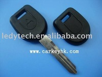 Good quality  Mitsubishi key blank with left blade, car keys and key shells