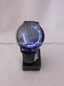 led wrist watch luxury led watch for man free shipping led watch Fashion watch ODM watch Wholesale watch led digital watch