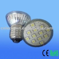 FREE SHIPPING 12PCS SMD5050 1.8W LED