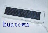 Free shipping+ 10pcs cell phone Solar charger Solar flashlight Solar Radio