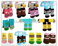 Cat Socks Skidproof Nonslip Warm Comfortable L, M, S, , cotton 100pcs Pet Dog &