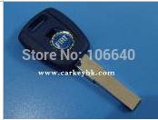 High quality Fiat transponder key shell blank