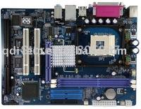 845GV Motherboard with ISA slots socket 478,onboard VGA,SOUND,LAN