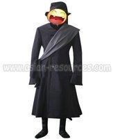 Freeshipping Hot Selling low price Cheap Cosplay Costume C0408 Black Butler Kuroshitsuji Undertaker