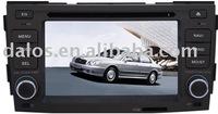 7 inch advance Car DVD player GPS for Hyundai