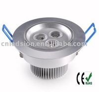 Free Shipping 3W LED Downlight