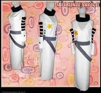 Freeshipping Hot Selling low price Cheap Cosplay Costume C0503 Soul Eater Nakatsukasa Tsubaki