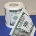 toilet paper,Tissues / Dollars Tissues/Creative toilet paper, U.S. dollar, tissues,Funny Tissues