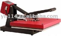 good quality heat press machine, sublimation heat press, sublimation heat transfer, working size 380x450mm, power 1800w