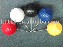 Colourful standard golf Tee Marker