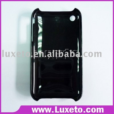 PC back cover case for iphone 3G---shenzhen factory(China (Mainland))