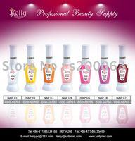 Free Shipping 24pcs/set 12pcs/box 42 Different Colors Avaliable Nail Polish Two Way Nail Art Pen