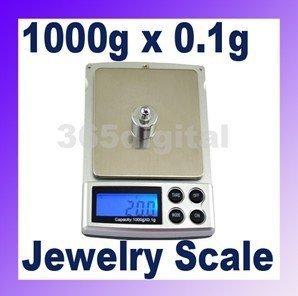 24Pcs Mini Electronic Digital Balance Weight Scale 0.1-1000g free ship