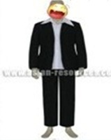 Freeshipping Hot Selling low price Cheap Cosplay Costume C0625 Final Fantasy Reno Uniform