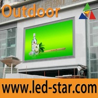 PH10 full color outdoor advertising led display