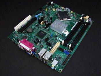 work perfect For Optiplex 755 SFF Desktop Motherboard  PU052 JR269 100% tested