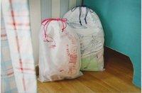 300set/lot(7size/set) Storage Bag Multi-function Space saver Collecting bags travel storage bag underwear shoe clothes bag