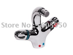 Free Shipping - Dual Handles Mixers For a Wash Basin(810)(China (Mainland))