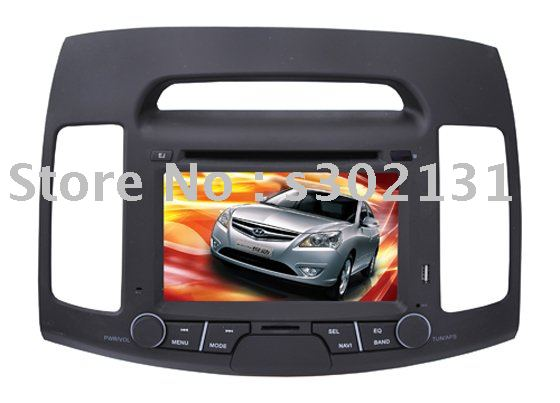 7 polegadas best-seller e especial do carro DVD GPS jogador para Hyundai Elantra(China (Mainland))