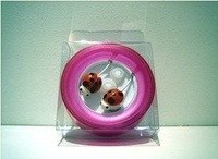Beatle Earphones for MP3,MP4,PSP 30pieces/lot+Free Shipping