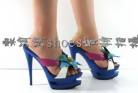 Fashion Brand Lady's Shoes Sexy Womens High Heel sandals shoes Free shipping