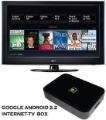 Wholesale price+hot selling  Android 2.2 TV Google HD Internet TV Box S5PV210 with Flash Player+free shipping