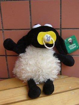 "IN HAND!! New lots WHOLESALE CARTOON TV MOVIE 6 pcs/SET New  Shaun the Sheep Lamb Timmy PLUSH TOY very cute 8""free shipping"